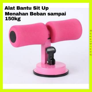 RB JNT - Alat Bantu Sit up Peralatan Sit Up Bench Pengecil Perut Portable