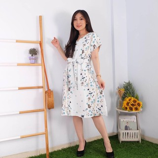 94#^ Birdy Dress Santai Terusan Lucu Fashion Wanita 94#^
