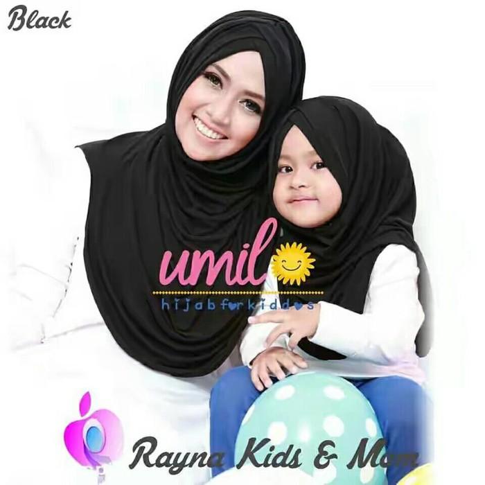 Rayna Kids Dan Mom By Apple Hijab