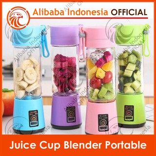 NEW!!! 6 MATA PISAU Juice Cup Blender Portable