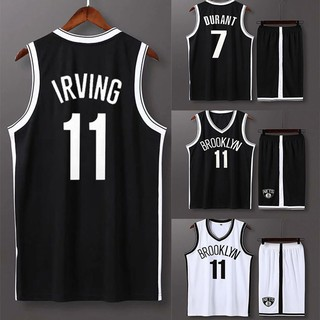 NBA Jersey Brooklyn Nets No.11 Irving No.7 Durant Basketball Jersey
