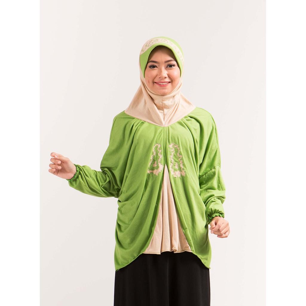 Promo | Gareu Hijab / Jilbab Bergo Muslimah Wanita – GDY 7808 Fashion|Murah |Diskon