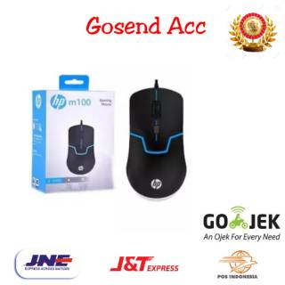 HP GAMING Mouse USB M100 | Mouse Gaming |Gaming Mouse HP M100