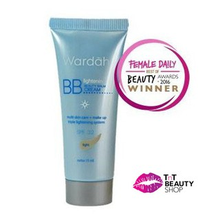 Wardah BB Cream Lightening SPF 32 - 15ml