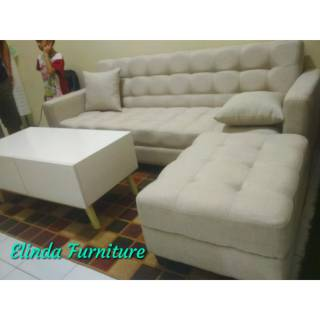 Sofa Bed L reclining