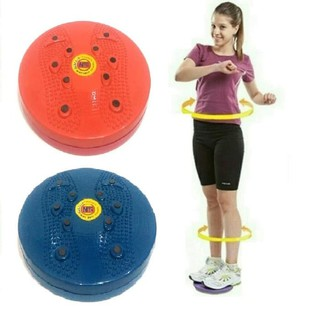 Magnetic Trimmer Jogging Body Plate / Waist Twisting - Alat Olahraga Pinggang