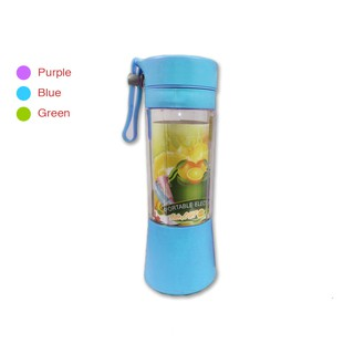 Blender Portable Rechargeable Juice cup Mini Alat pembuat Jus