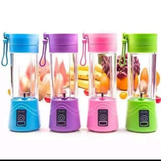 JUICER PORTABLE USB & RECHARGEABLE TERMURAH / BLENDER PORTABLE [MMI- 500GR]