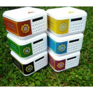 Speaker AlQuran 16 GB BLUETHOOT 30 Juz / Audio Quran Spiker Quran