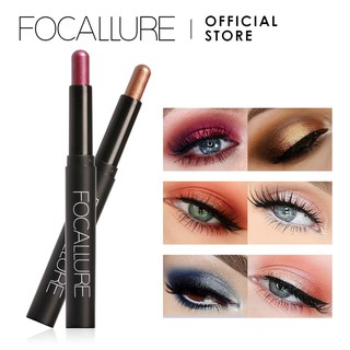 Focallure 12 colors Eyeshadow Pencil Natural Glitter   Eyeshadow Stick