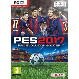 PES 2017 PC + PATCH 2020 PC GAMES (OFFLINE)