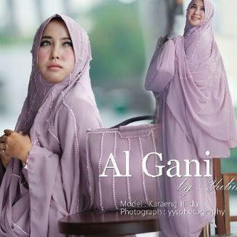 Exclusive Mukena MAWADAH Al Gani Original Limited Edition!