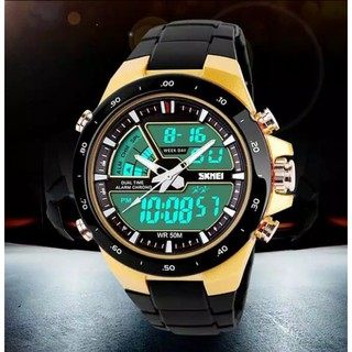 Jam tangan elegan  Waterproof