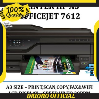 BEST SALE Printer HP Officejet 7612 Wide Format e-All-in-One (Original)