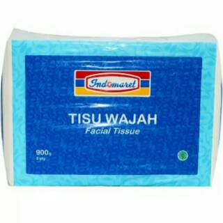 Tissue Indomaret 900 Gr 2 Ply