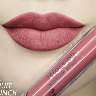 Paling diminati! LIP CREAM WARDAH EXCLUSIVE MATTE FRUIT PUNCH NO. 13