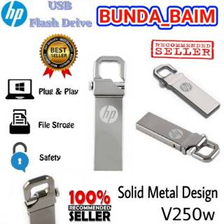 FLASH DISK HP 32GB FDH32 / FLASHDISK HP 32 GB USB TRANS FILE MEDIA SB