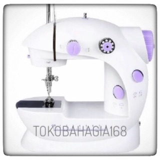 MESIN JAHIT PORTABLE 202 ( mini portable sew machine)