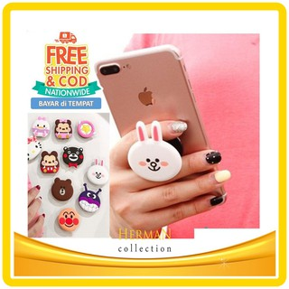 NEW!!! Popsocket 3D Karakter/ 3D Cartoon Popsockets/ Popsocket PVC Motif (PREMIUM) part 2