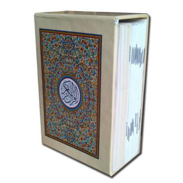 Al Quran Per Juz Import Mesir