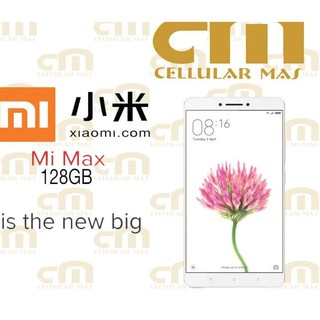 J636 Xiaomi Mi Max PRIME RAM 4GB INTERNAL 128GB GARANSI DISTRIBUTOR