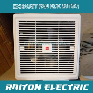 Exhaust Fan / Kipas Angin Hisap 8