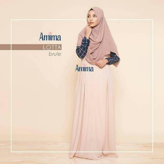 AMIMA LOTTA Brule dress