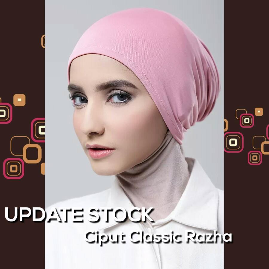 [ UPDATE STOK TERBARU ] Ciput Classic Razha SURABAYA/ GRESIK