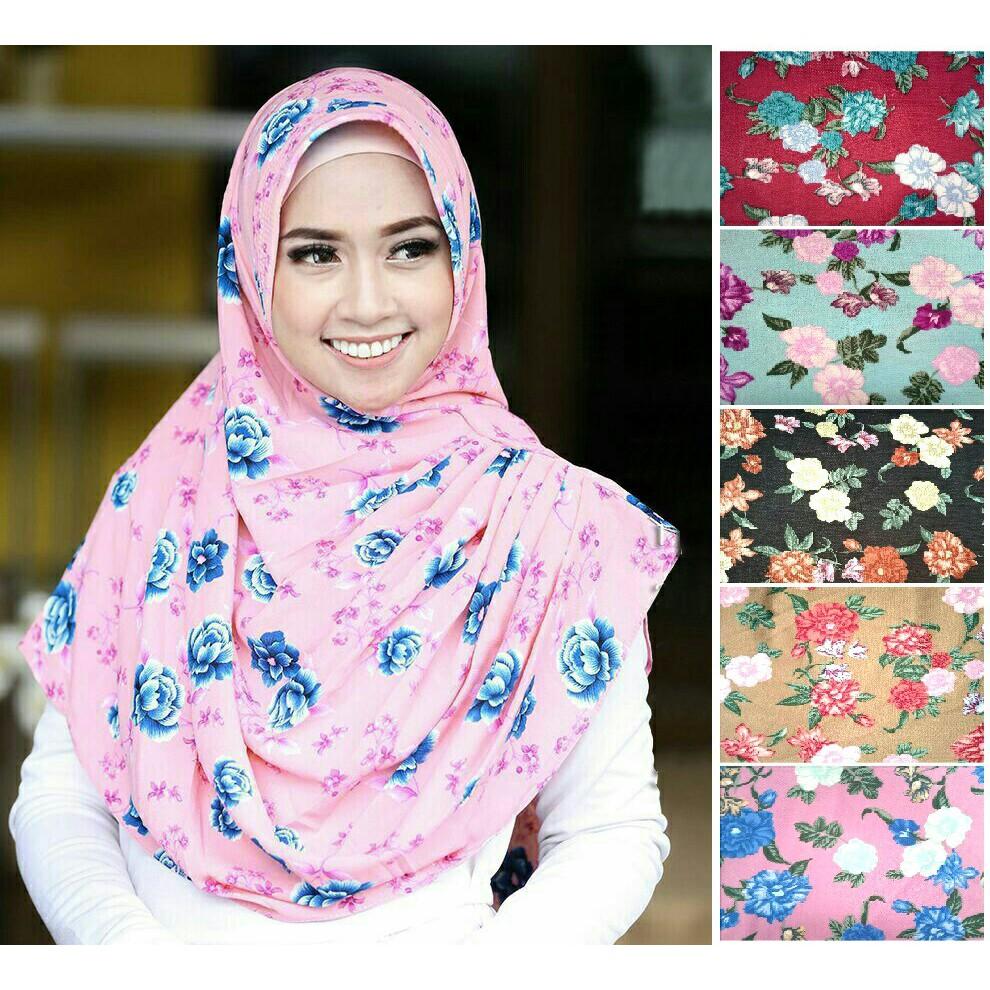 Jilbab Instant Amanda Pet Seri 2 Hijab Cute