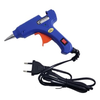 Glue Gun Lem Tembak On-Off DGHL 20W +1pcs refill