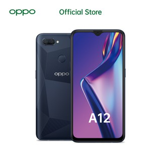 OPPO A12 4GB/64GB [4230 mAh, Finger Print, 13 MP Double Camera]