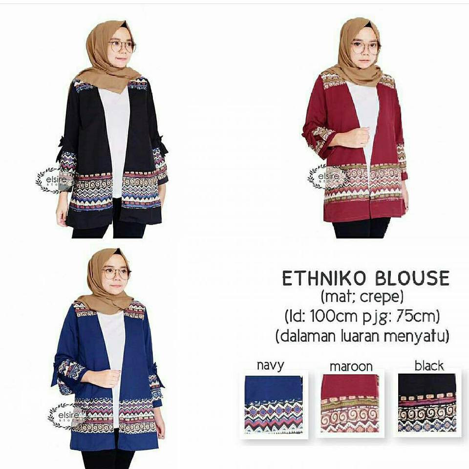 Ethniko blouse ns