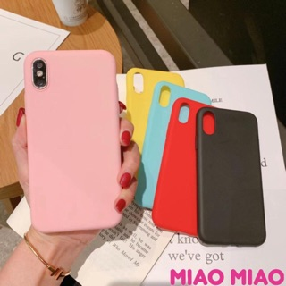 MIAO SOFTCASE TPU CANDY /CASING MACAROON /FOR OPPO VIVO SAMSUNG XIAOMI IPHONE SOFT CASE WARNA