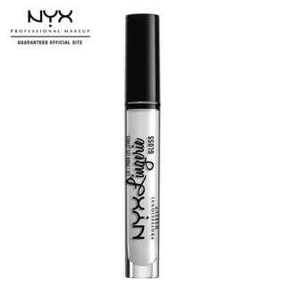 NYX Professional MakeUp Lip Lingerie Gloss Liquid Lipstick - Clear