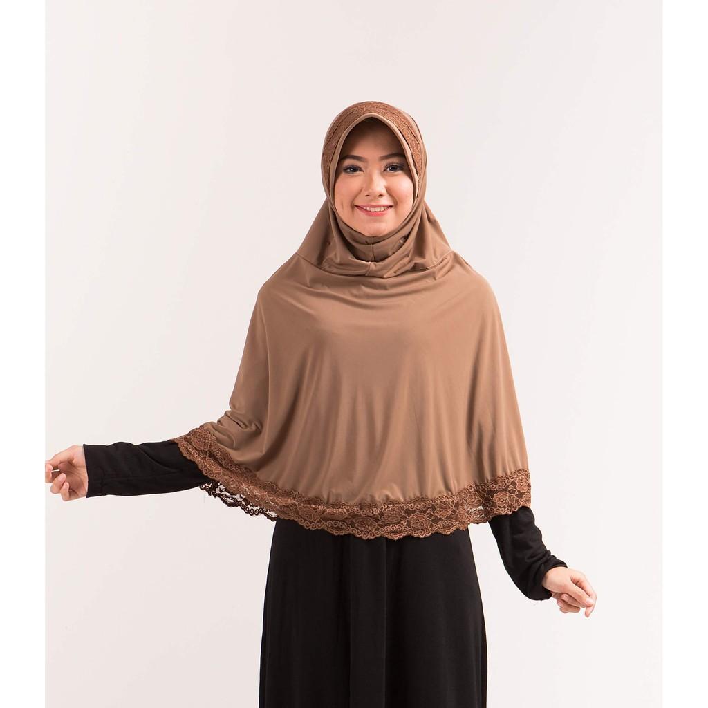 Promo | Gareu Hijab / Jilbab Bergo Muslimah Wanita – GAM 7215 Fashion|Murah |Diskon