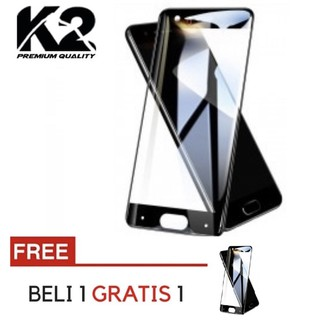[BUY 1 GET 1 FREE] [TEMPERED GLASS 5D] WARNA BY K2 PREMIUM QUALITY SAMSUNG/XIAOMI/IPHONE/OPPO/VIVO