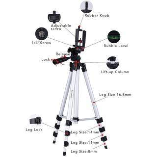 Promo! Tripod HP / Kamera / Action Cam Holder 1 meter android 3110/062