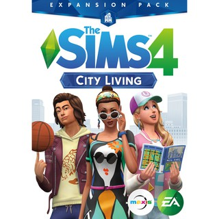 Gilaa!!! Stok Terbatas Dlc The Sims 4 City Living Origin Berkualitas