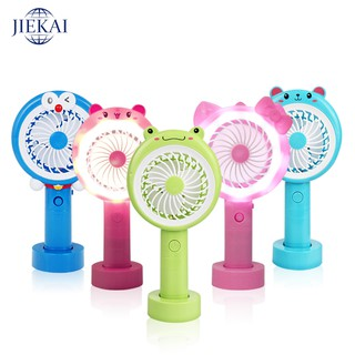 JIEKAI Kipas Angin Mini  Portable mini fan Mode 2019Baru import fashion kipas angin