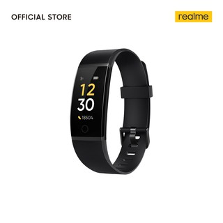 realme Band [Large Color Display, Real-time Heart Rate Monitor, USB Direct Charge]