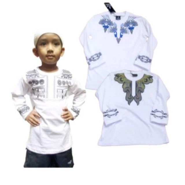 baju koko anak 2-3Y model kaos idref distro branded