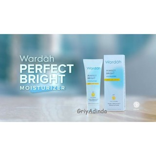 Wardah Lightening perfect Bright Moisturizer