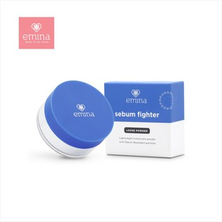 Emina Sebum Fighter Loose Powder 8 g