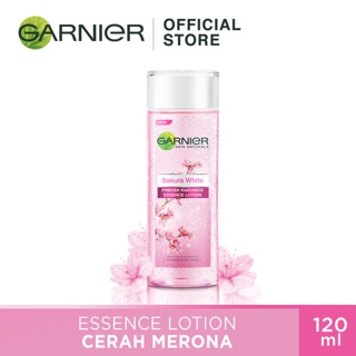 Garnier Sakura White Pinkish Radiance Essence Lotion Skin Care - 120ml