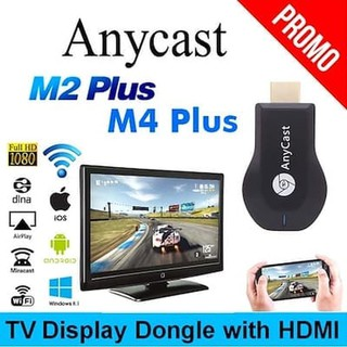 Anycast M4 plus HDMI Dongle USB Wireless HDMI Dongle Wifi Reciever Wireless HDMI Dongle Anycast