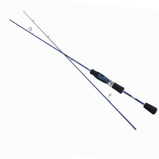 UL Spinning Rod 1.5-5g Lure Weight 2-8lb Line Ultralight Carbon Fishing Rod