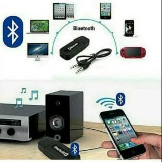 Bluetooth USB audio receiver BT 360 wireless bisa pakai hp Samsung Xiaomi Oppo Vivo iPhone Realme
