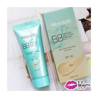 Wardah Everyday BB Cream SPF 30 - 15ml