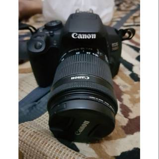 CANON EOS 700D LENSA KIT 18-55MM IS STM