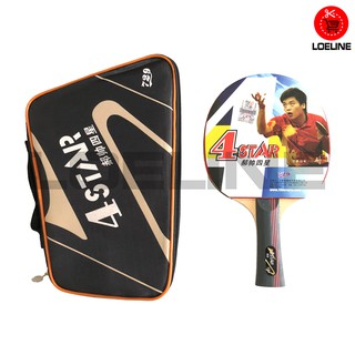 Bad Bat Bet Ping Pong Pingpong Tenis Meja 729 4 Bintang Asli Original Custom Made